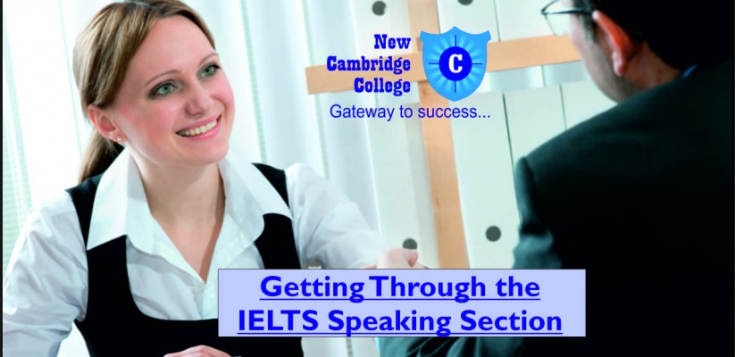 Crack the IELTS Speaking Section