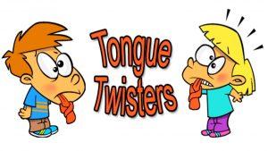 TONGUE TWISTERS IELTS SPEAKING