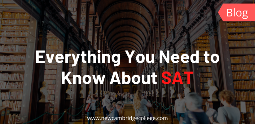 All About SAT Exam